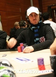 Ludovic Lacay - chip leader