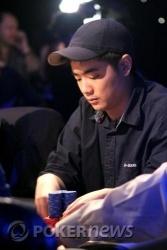 Andrew Alan Chen - chip leader