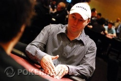 Jason Gray eliminated in 5th place