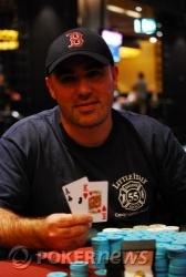 Adam Peck wins Event #13