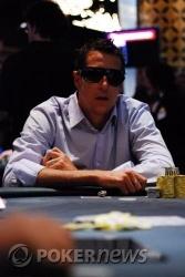 Stewart Scott - Day 4 chip leader