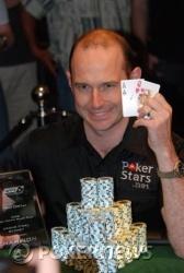Martin Rowe - Champion of APPT Sydney