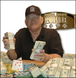 T.J. Cloutier Poker Legend 103