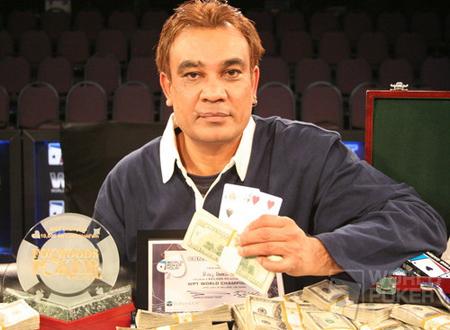 WPT Foxwoods Poker Challenge, Finale 103