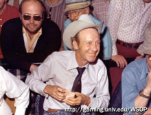 "Thomas ""Amarillo Slim"" Preston - Legends of Poker 101"