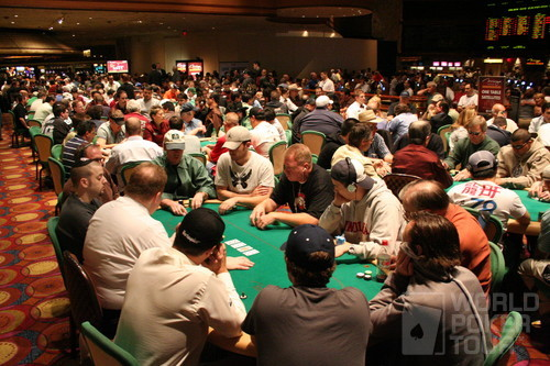 World Poker Tour: Mirage Poker Showdown 103
