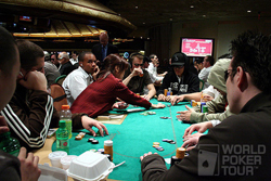 World Poker Tour: Mirage Poker Showdown - Dag 2 101
