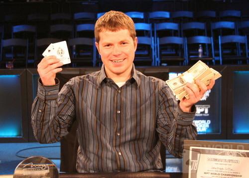 World Poker Tour: Mirage Poker Showdown - Dag 5 103