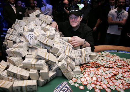 Jamie Gold - Legends of Poker 102