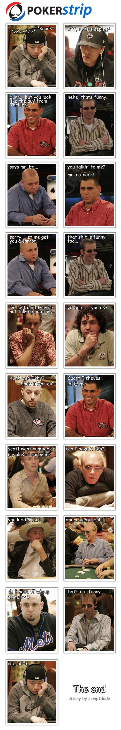 Poker Strip 101