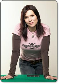 Annie Duke - Legends of Poker 102