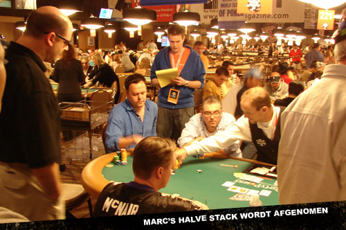 WSOP RECAP XL - Main Event 107