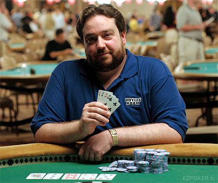 Todd Brunson - Legends of Poker 103