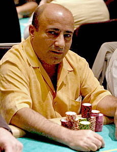 "Kaseem ""Freddy"" Deeb - Legends of Poker 102"