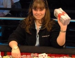 Annette Obrestad - Poker Legends 102