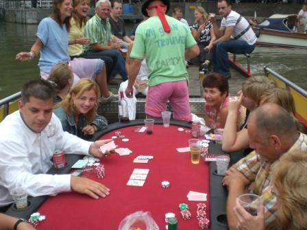 Pokeren op je Vrijgezellenfeestje 101