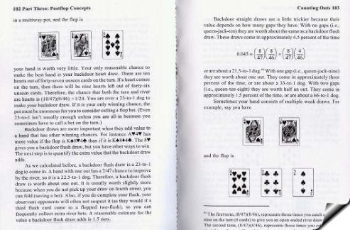 Small Stakes Hold 'em - Miller, Sklansky, Malmuth 102