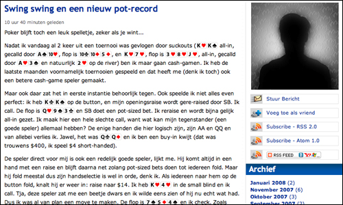 De Week van PokerNews 101