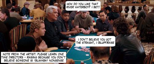 PokerNews Comic - Lucky-You! 105