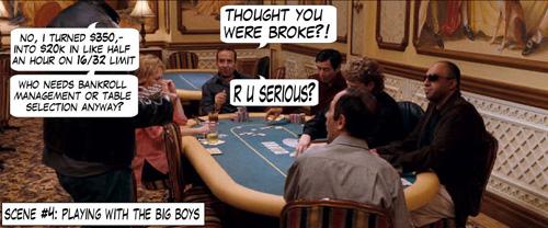 PokerNews Comic - Lucky-You! 107