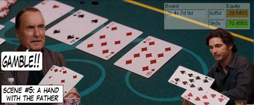 PokerNews Comic - Lucky-You! 108
