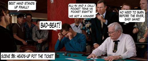 PokerNews Comic - Lucky-You! 116