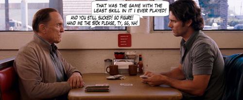 PokerNews Comic - Lucky-You! 121
