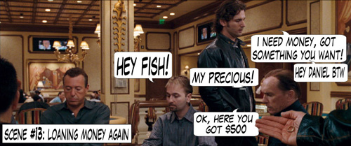 PokerNews Comic - Lucky-You! 125