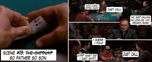 PokerNews Comic - Lucky-You! 132