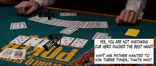 PokerNews Comic - Lucky-You! 135