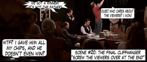 PokerNews Comic - Lucky-You! 137
