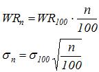 Wat is variance, wiskunde en hoe ga je ermee om: deel II 106