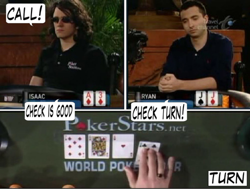 Poker Comic - Boxing Day 124