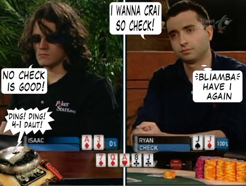 Poker Comic - Boxing Day 125