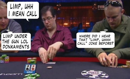 World Series of Poker Europe Comic 103