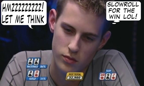 World Series of Poker Europe Comic 108