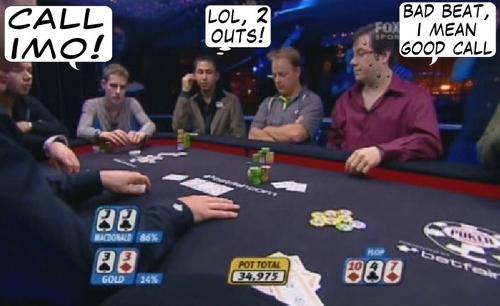 World Series of Poker Europe Comic 112