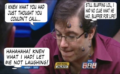 World Series of Poker Europe Comic 113