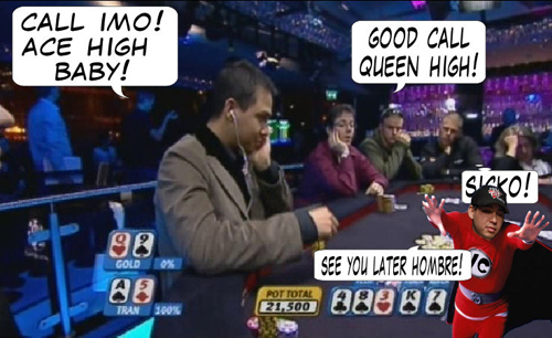 World Series of Poker Europe Comic 124