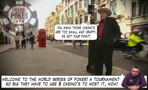 World Series of Poker Europe Comic 102