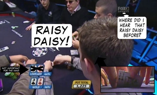 World Series of Poker Europe Comic 104
