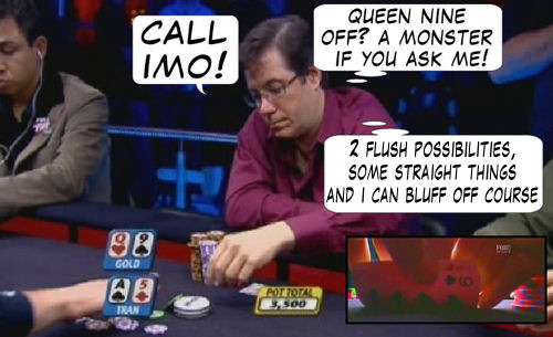 World Series of Poker Europe Comic 118