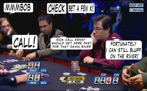 World Series of Poker Europe Comic 120