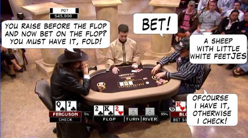 National Heads Up Championship - PokerNews Comic 112