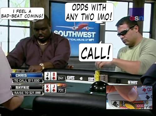 National Heads Up Championship - PokerNews Comic 115