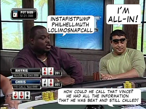 National Heads Up Championship - PokerNews Comic 117