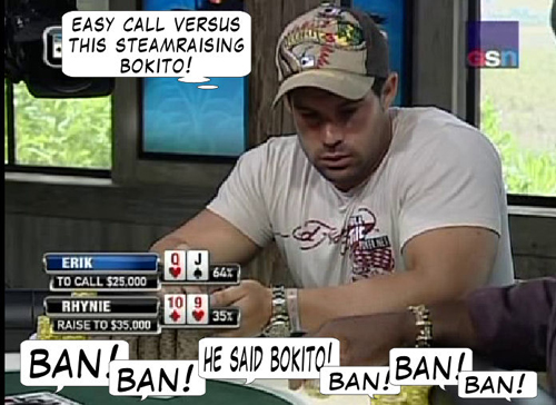 National Heads Up Championship - PokerNews Comic 120