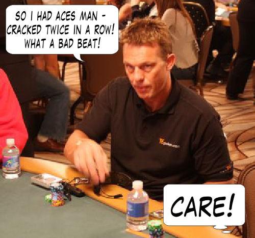 Live from Las Vegas - Poker Comic 101