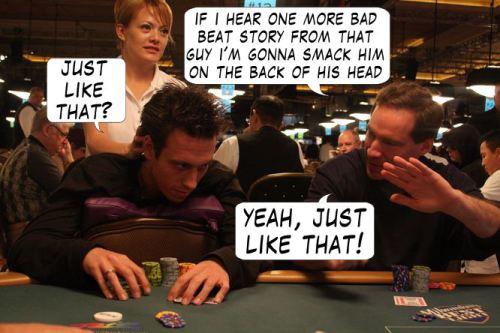 Live from Las Vegas - Poker Comic 102