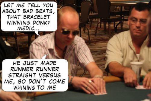 Live from Las Vegas - Poker Comic 104